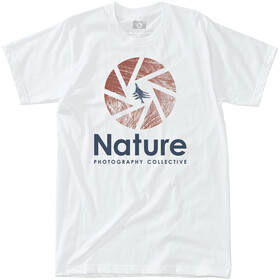 Hippy Tree Shutter T-shirt manches courtes Homme, white